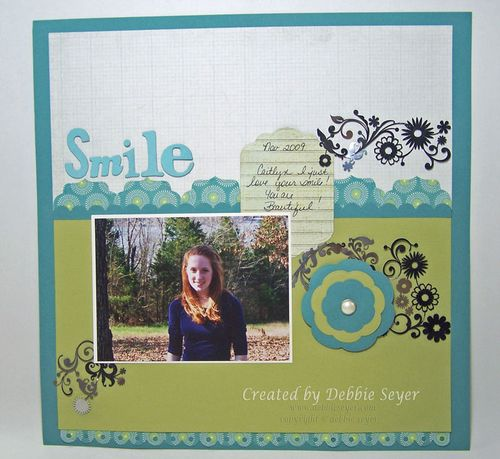 Smile-Layout