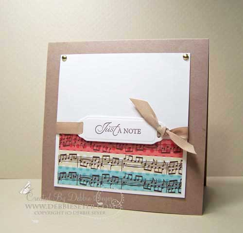 Just-A-Note-card