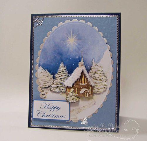 Christmas-Scene-3d-card