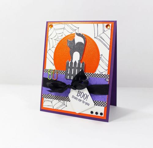 Deb seyer boo to you card