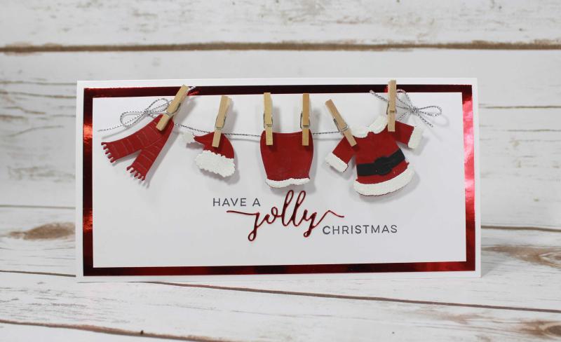 Santas-Suit-on-the-Line-Car