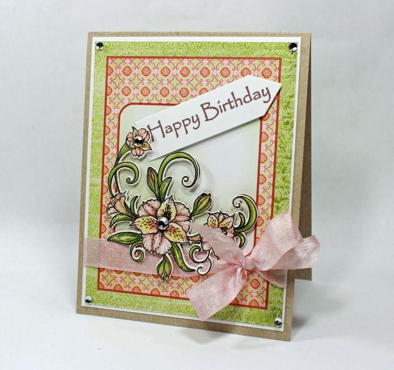 Sunrise-lily-Birthday-Card